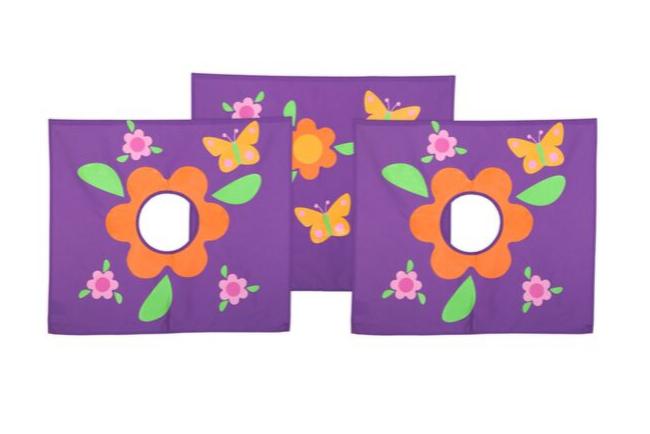 Trendy tentdoek Flower