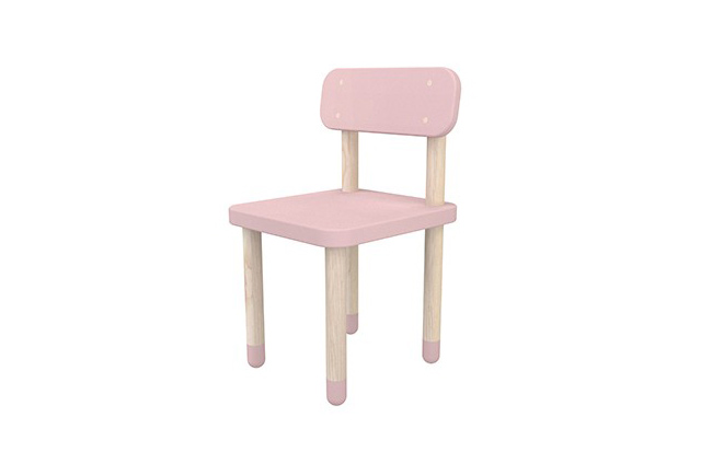 Flexa play stoel roze