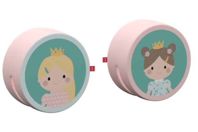 Flexa Rugkussen Little Princess