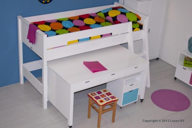 bopita halfhoogslaper bureau, alle halfhoogslapers online | kidsgigant