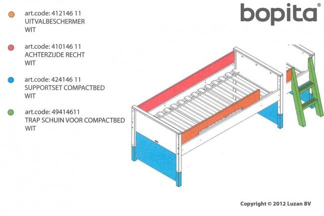 Doorbouw Compactslaper Bopita