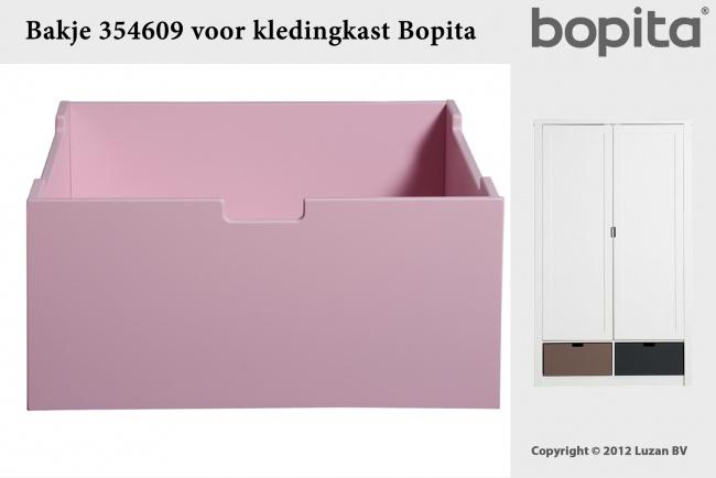Bopita Bakje Medium Licht Roze