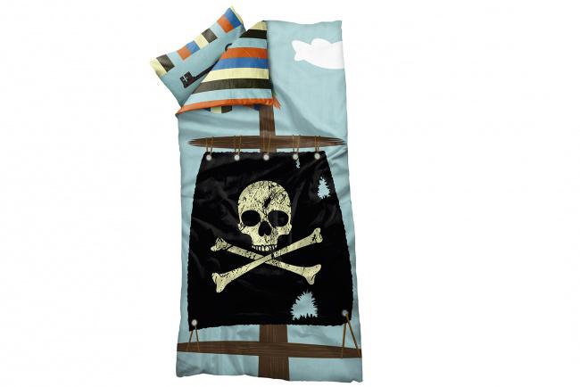Flexa Dekbedovertrek Piraat OP = OP