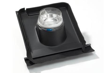 Daglichtbuis, Rond, Helder, Diameter 25 cm
