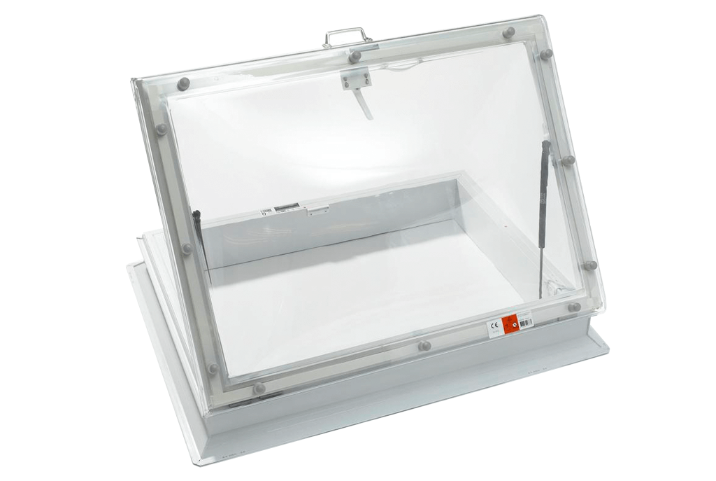 Dakterrasentree RO16/V4  Solo raamboom  50x100 cm
